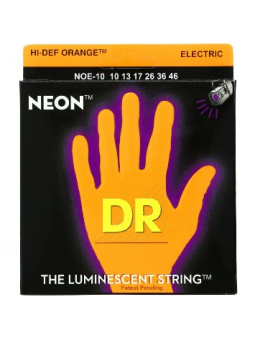 DR Strings HiDef Orange...