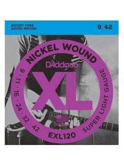 D'addario Nickel Round W....