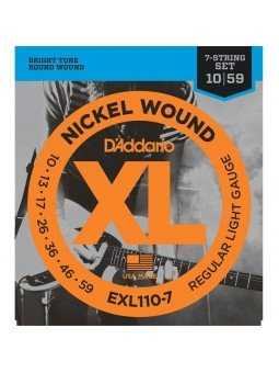 D'addario 7-String Nickel...