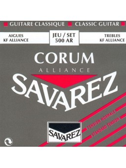 SAVAREZ CORUM ALLIANCE...