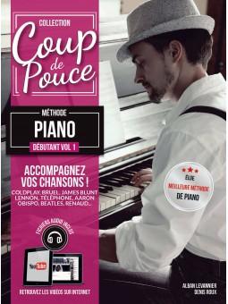 Méthode Coup de pouce piano...