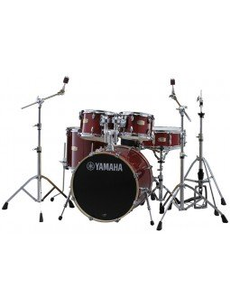 Yamaha Stage Custom Birch Red