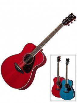 Yamaha FS820 Ruby Red /...