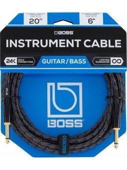 Câble Jack Boss BIC-10 6M