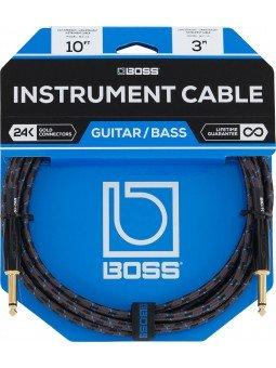 Câble Jack Boss BIC-10 3M