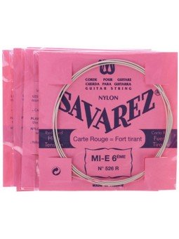 SAVAREZ Carte Rouge 520R...