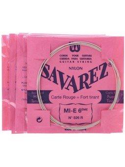 SAVAREZ Carte Rouge 520R...