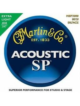 Martin MSP3000 Bronze Extra...