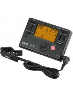 Korg TM-60 Tuner/Metronome