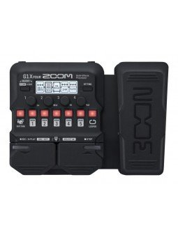 Zoom G1X Four guitare...