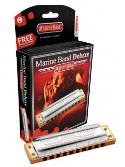 Hohner Marine Band C Deluxe