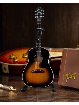 Miniature collection Gibson...