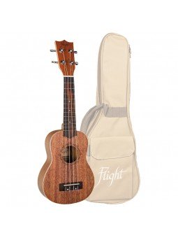 Flight DUS321 Mahogany Soprao