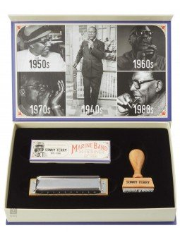 Hohner Sonny Terry HERITAGE...
