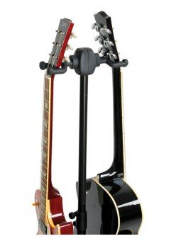 Double Stand Guitare KM 17620
