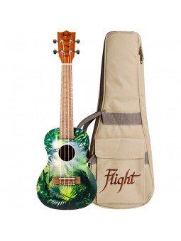 Flight AUC 33 Jungle Concert
